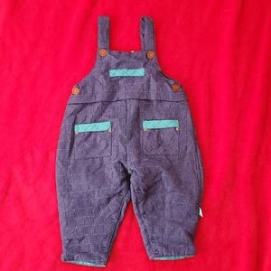 NWOT Clayeux baby overall. Size 12M/74.